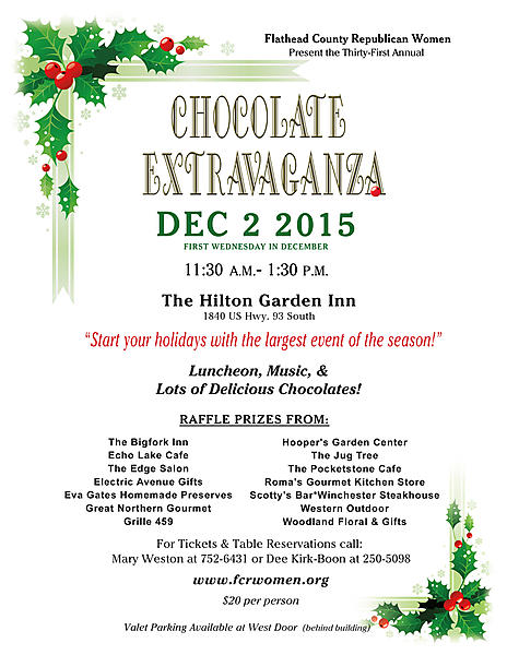 Chocolate Extravaganza