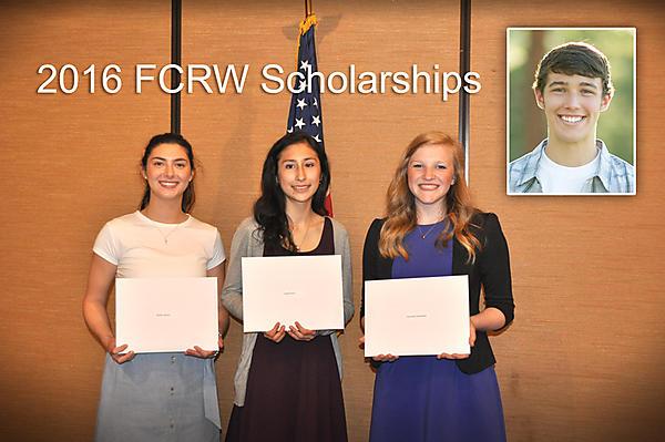 FCRW Scholarships Awards