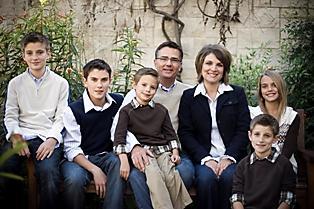 Strehlow Family