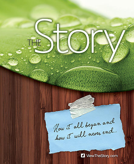 The Story Cover