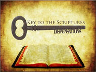2015 Conference Theme Dispensations Key to the Scriptures