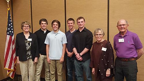 2015 Scholarship Recipients