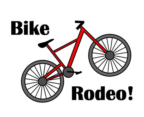 Bike Rodeo kicks off Summer Reading Challenge