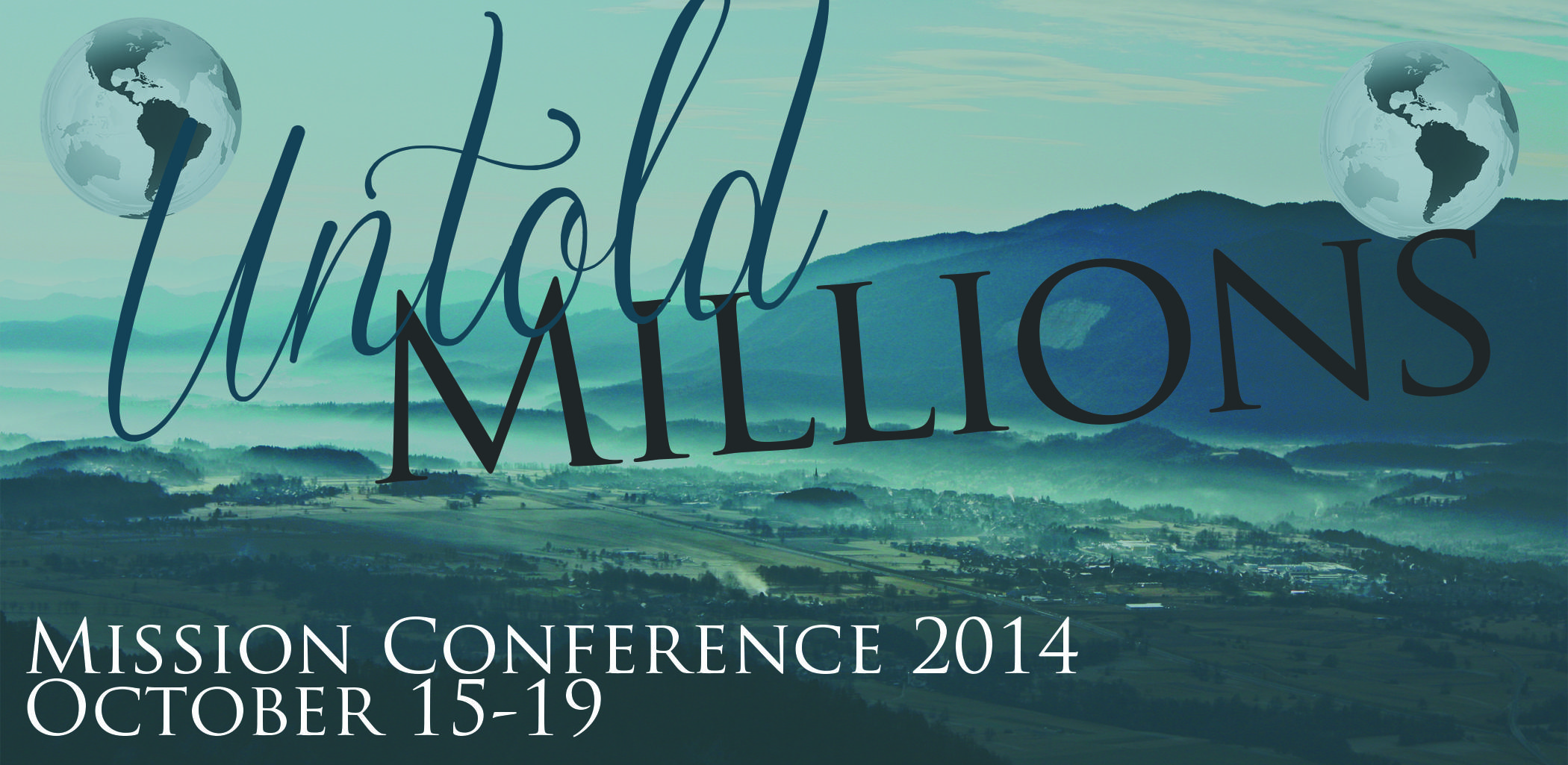 Missions Conference 2014