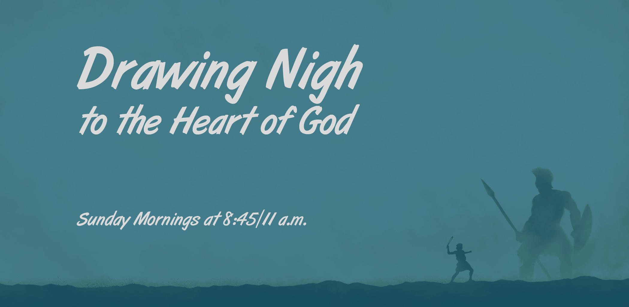 Drawing Night to the Heart of God