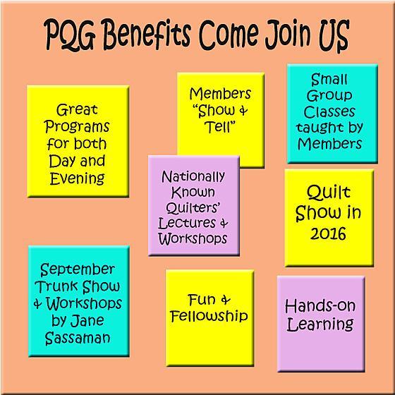 PQG Bulletin Board