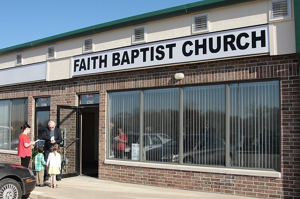 Faith Front