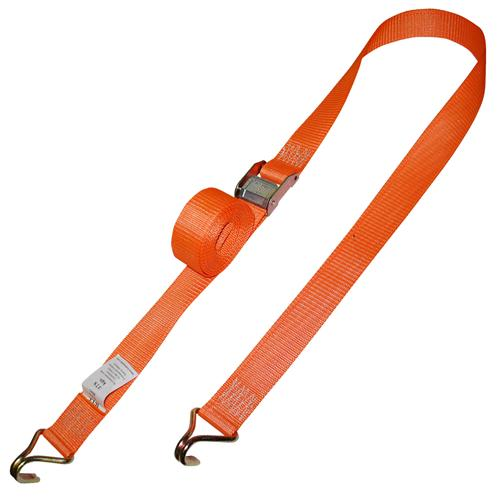 "2"" Cambuckle Strap with Wire Hooks"