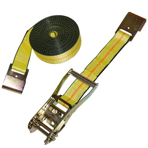 "2"" USA Made webbing Custom Ratchet Strap"