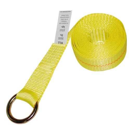 """Lasso Strap 2"""" x 10' with O-Ring"""