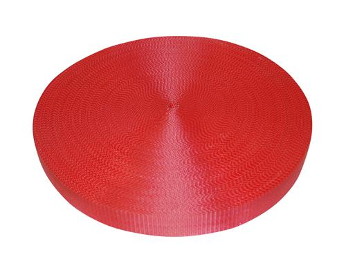 """2"""" Red Polyester Web 12,000"""
