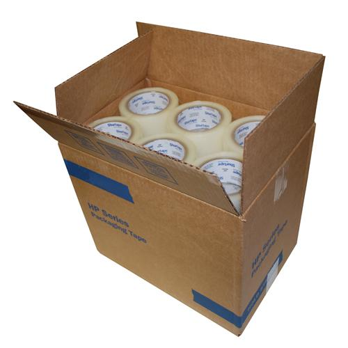 "2"" Packing Tape - Case of 36 Rolls"