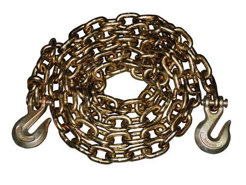 """Transport Binder Chain 1/2"""" x 10'"""