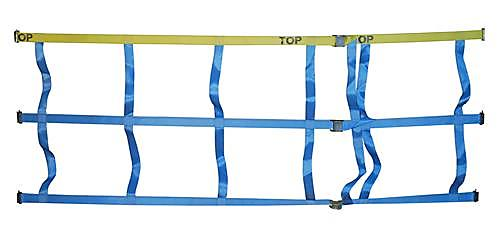 Cargo Net with E-Track Fittings