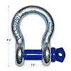 "5/8"" Shackle - 3.25 ton"