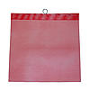 "Safety Flag - Red Mesh 18"" x 18"""