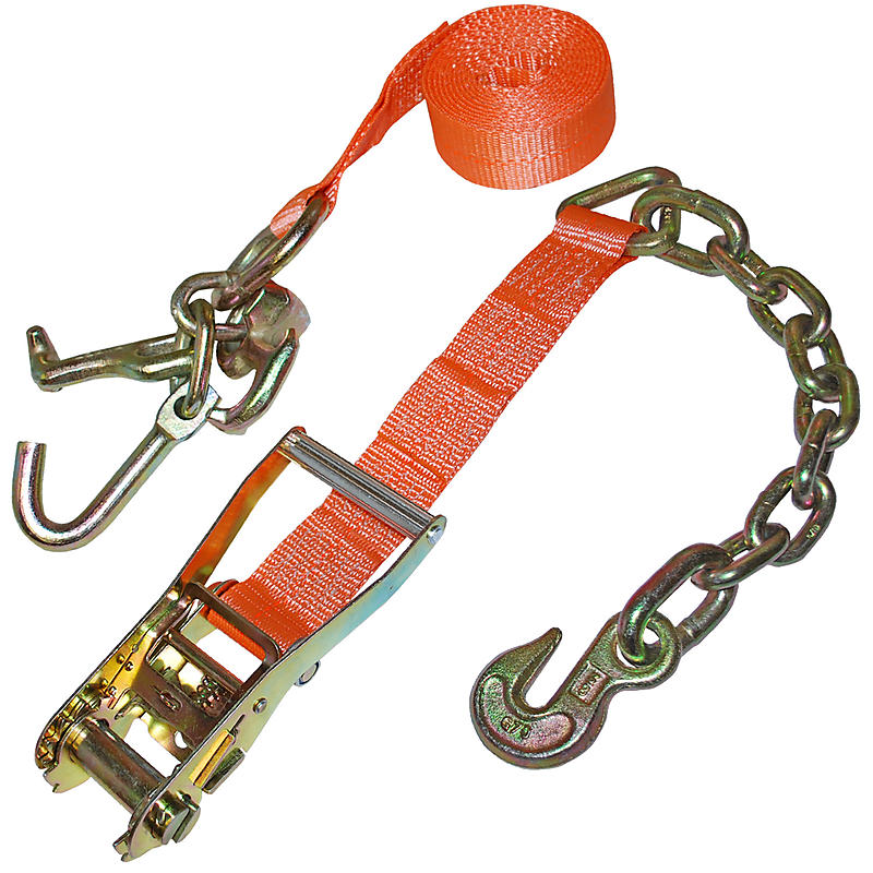 Car Tie Down RTJ Chain and Hook