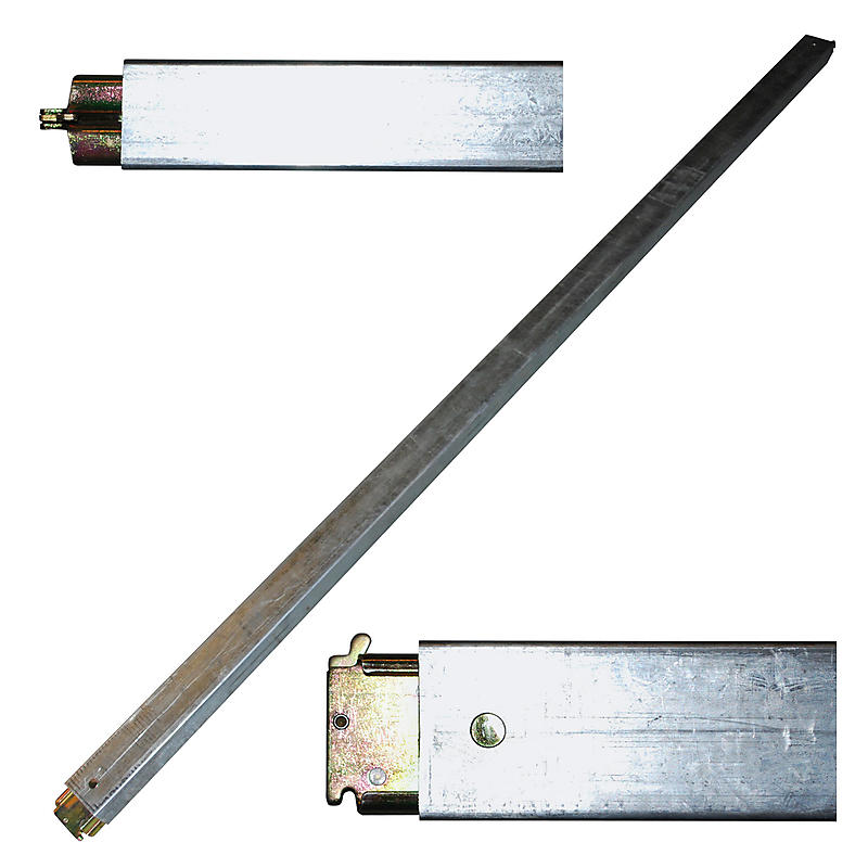 E-Track Steel Shoring Beam Load Bar 96""