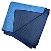 Furniture Pad SINGLE: Blue/Blue Furniture Pad 72x80