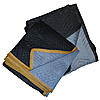 Moving Blankets DOZEN: Black/Gray Non-Woven Warehouse Pads