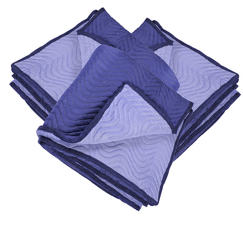 "Furniture Pads Dozen Blue 72"" x 80"""