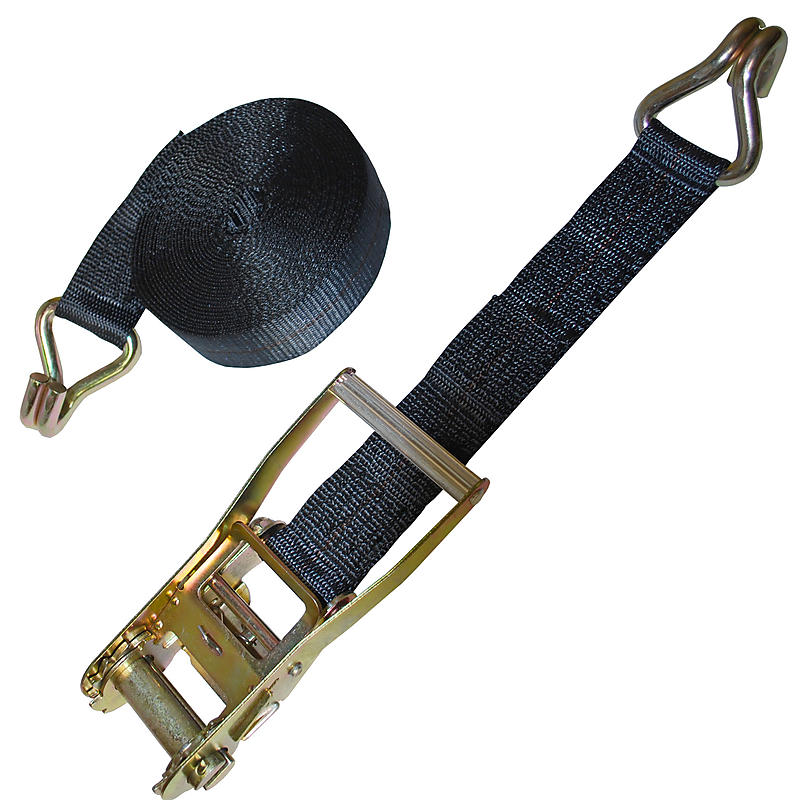 "2"" Custom Ratchet Strap with Wire Hooks"