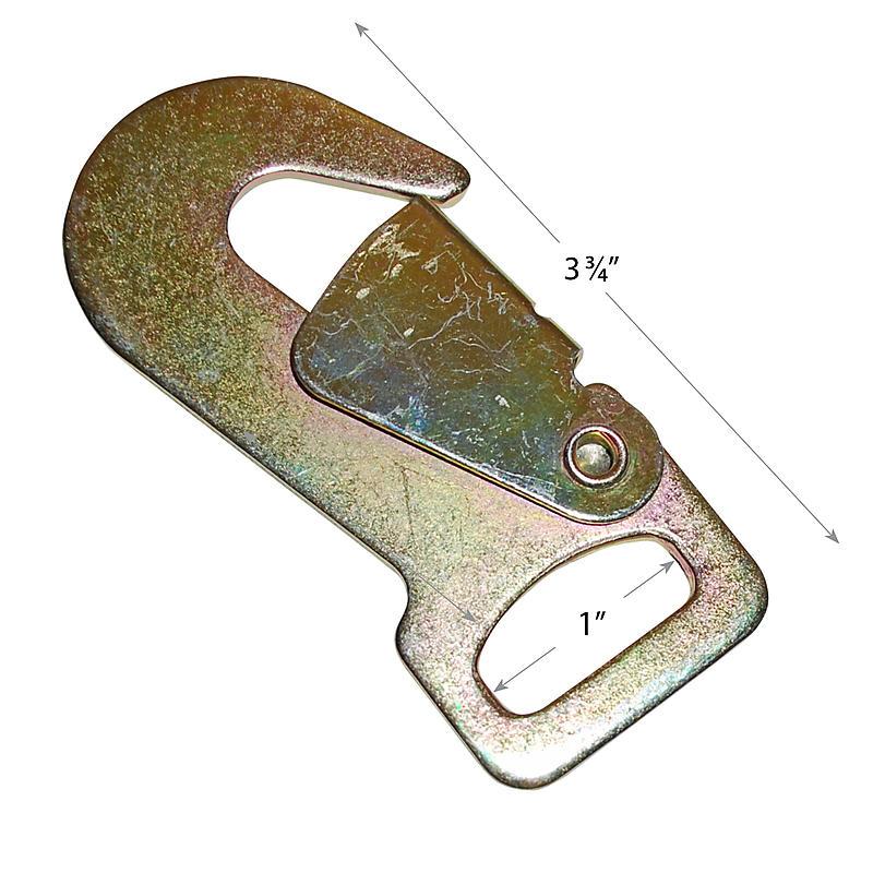 Flat Snap Hook
