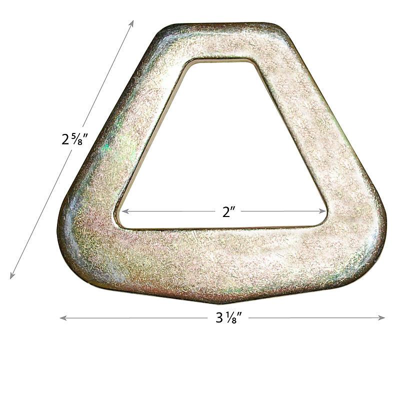 Flat Delta Ring