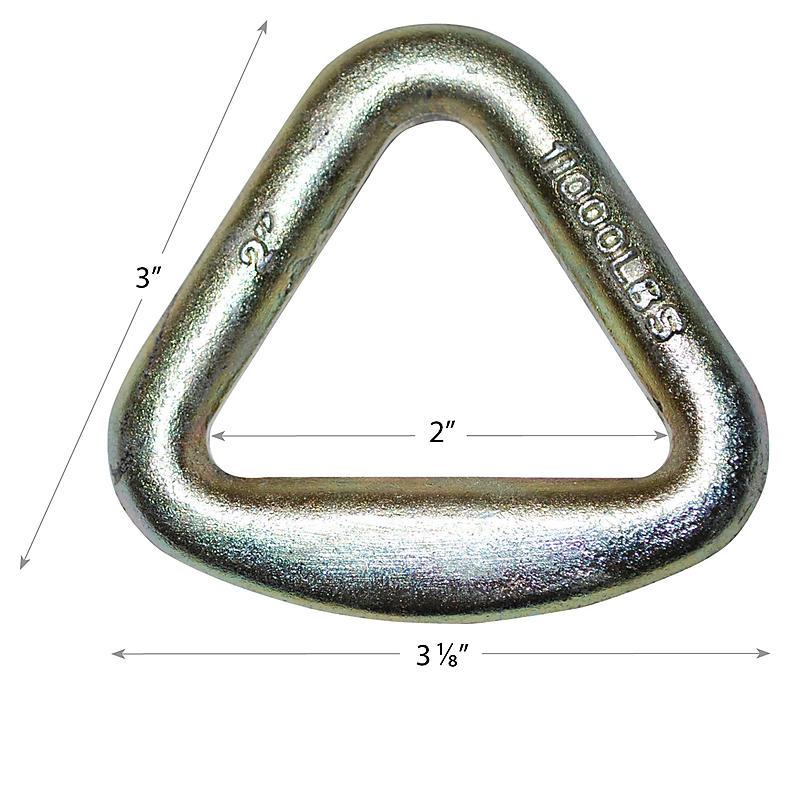 HD Round Delta Ring