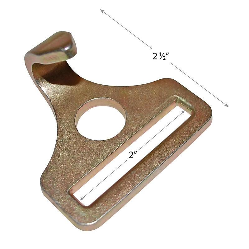 Plate Trailer Hook