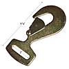Heavy Duty Flat Snap Hook