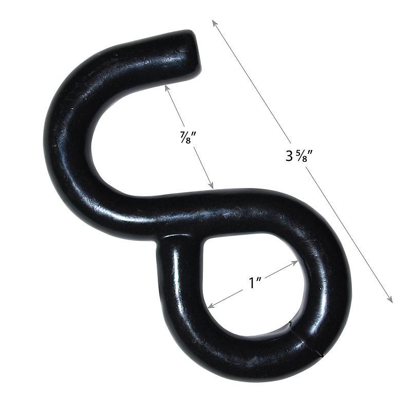 Open S-Hook