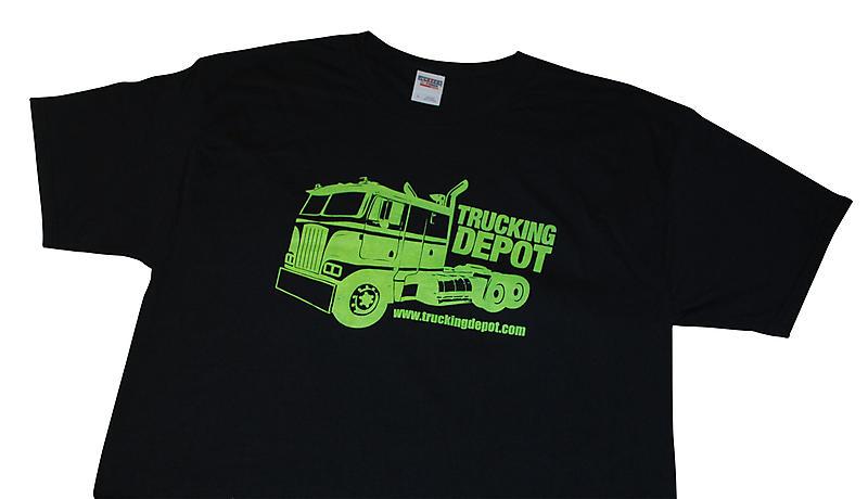 Trucking Depot T-Shirt