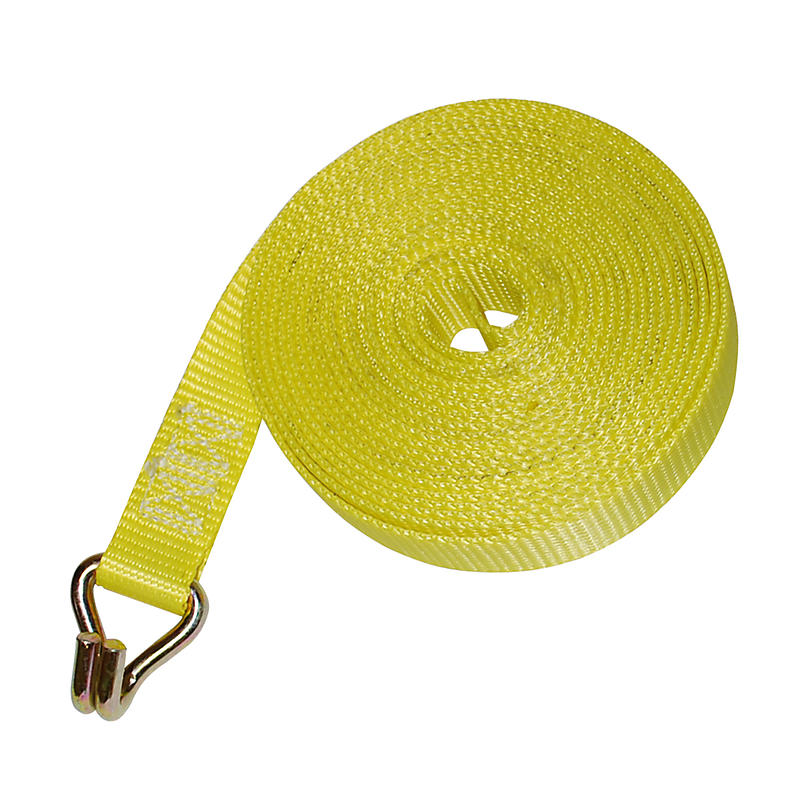 "1"" Heavy Duty Replacement Strap with Wire Hook"