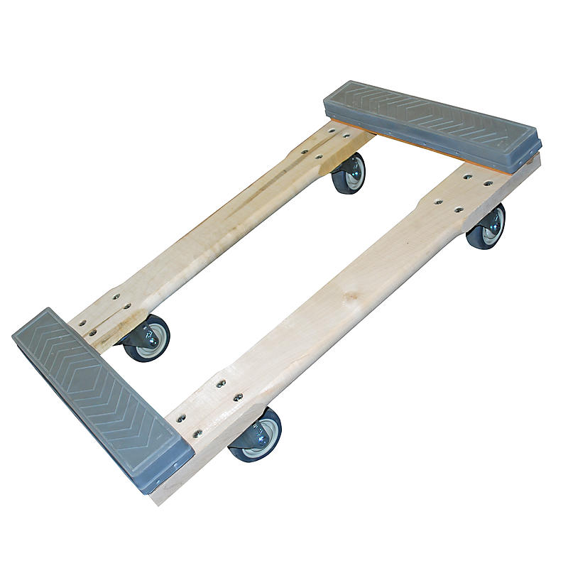 Rubber Capped Piano Dolly