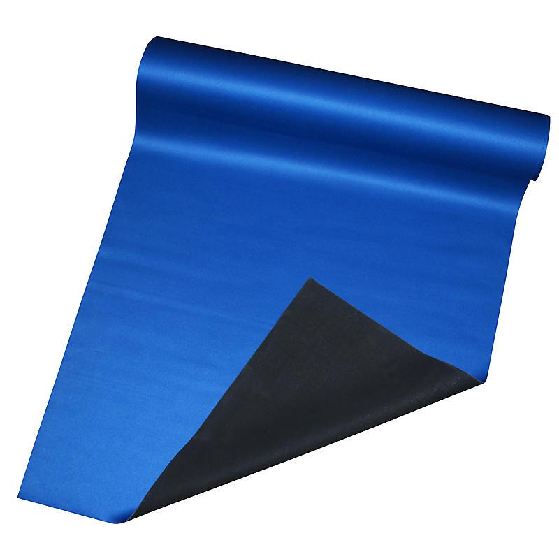Blue Neoprene Floor Runner