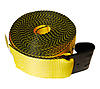 "4"" x 27' Winch Strap with Flat Hook"