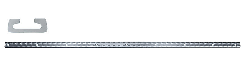 Aluminum L Track for Trailers