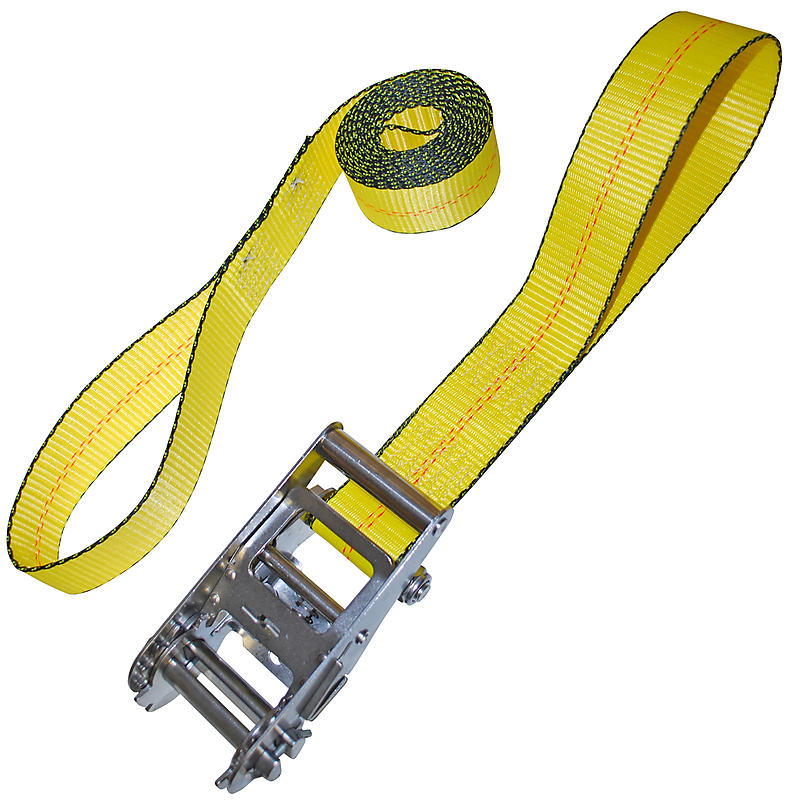 Stainless Ratchet Strap Loops