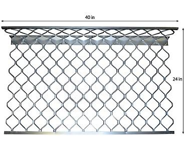Aluminum Sideboard
