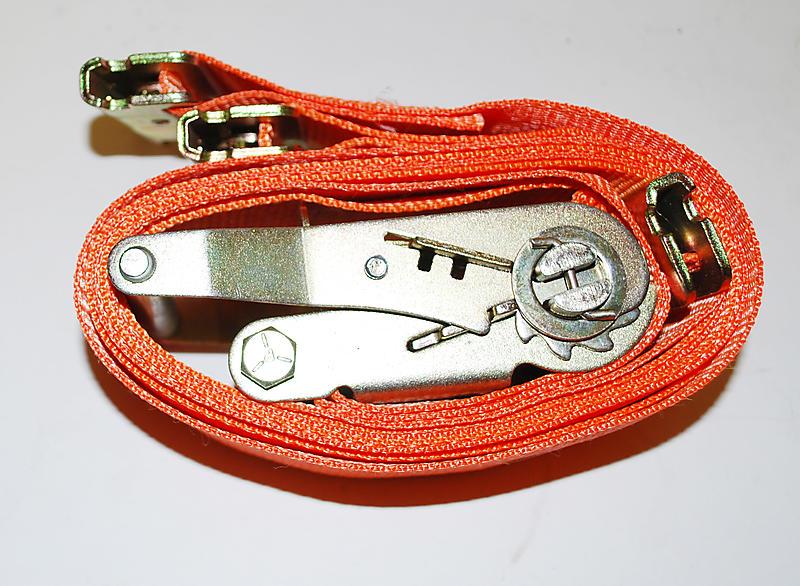Electronics Ratchet Strap