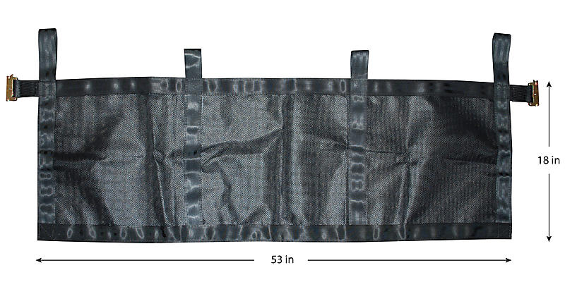 Cargo Bag with E-Fittings