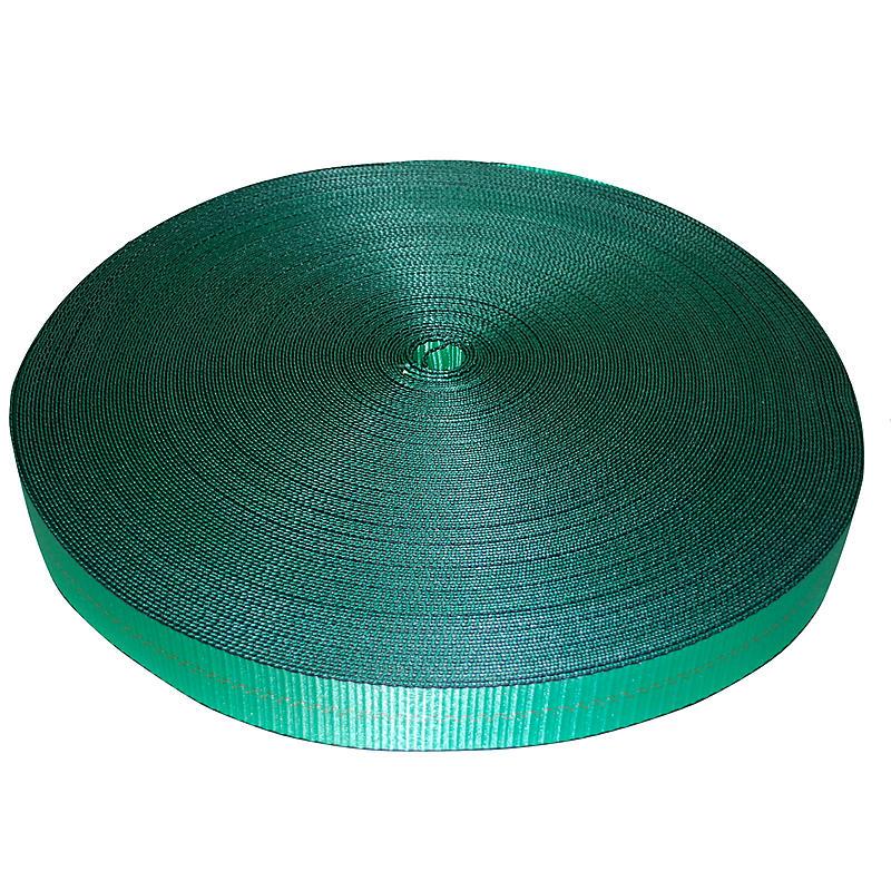 Green Tie Down Webbing
