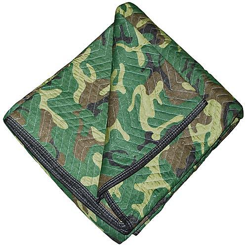 Camo Moving Blankets 8211 What are moving blankets