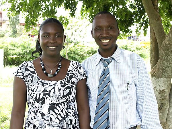Pastor Seth and Felecia A