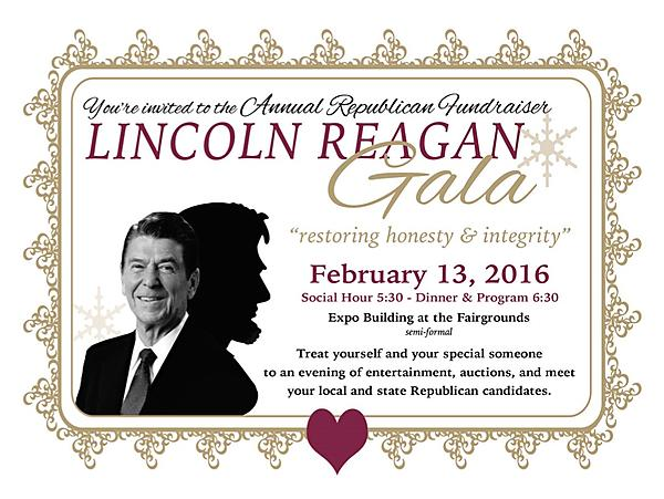 2016 Lincoln Reagan Dinner Gala