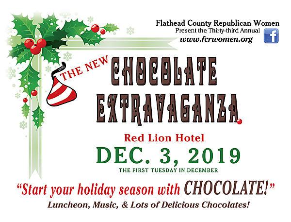 FCRW Chocolate Extravaganza