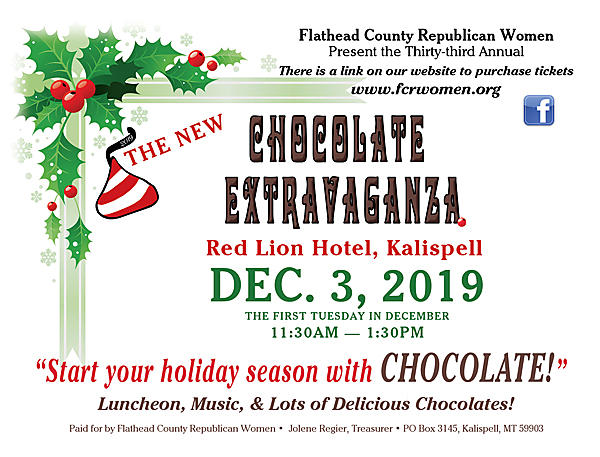 Thirtythird Chocolate Extravaganza