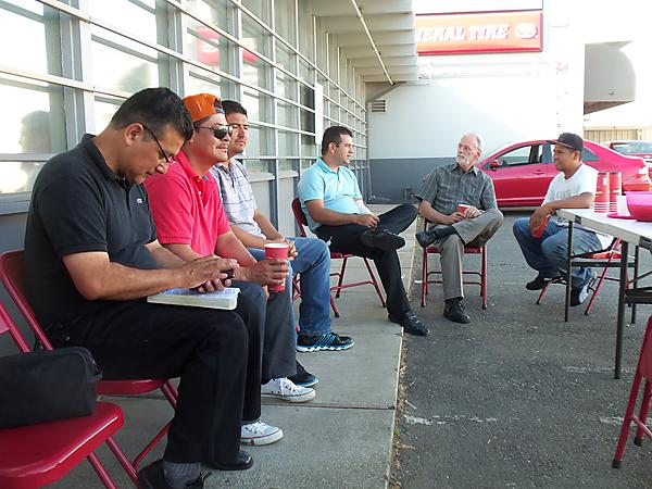 Men8217s Meeting in Hayward CA