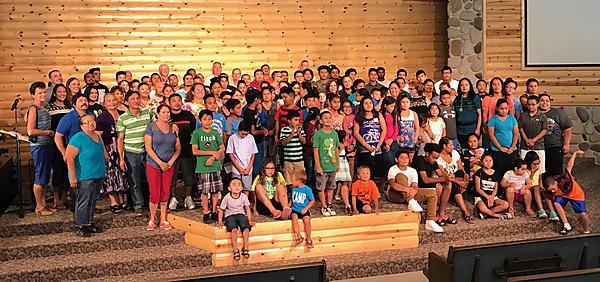 Our Iowa Hispanic Retreat